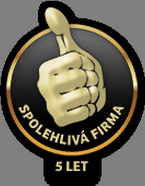 Spolehlivá firma 2019 zlatá
